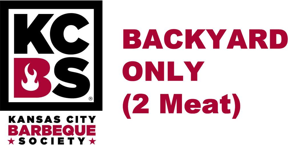 KCBS - Backyard Only Logo